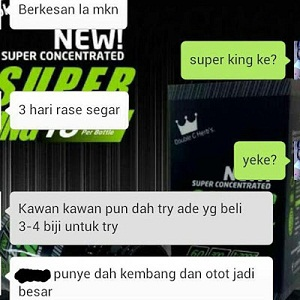 Super king one mb review